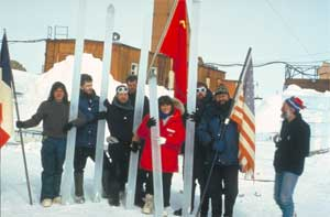Vostoc Ice Core Team